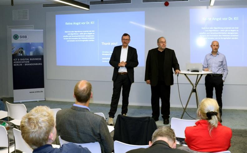 Diskussion mit Referenten: Dierks, Engelhorn, Schmeier