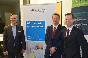 Health-IT Talk 2019 mit freundlicher Unterstützung von Optimal Systems GmbH