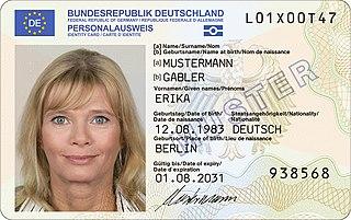 Personalausweis Deutschland (ab August 2021)