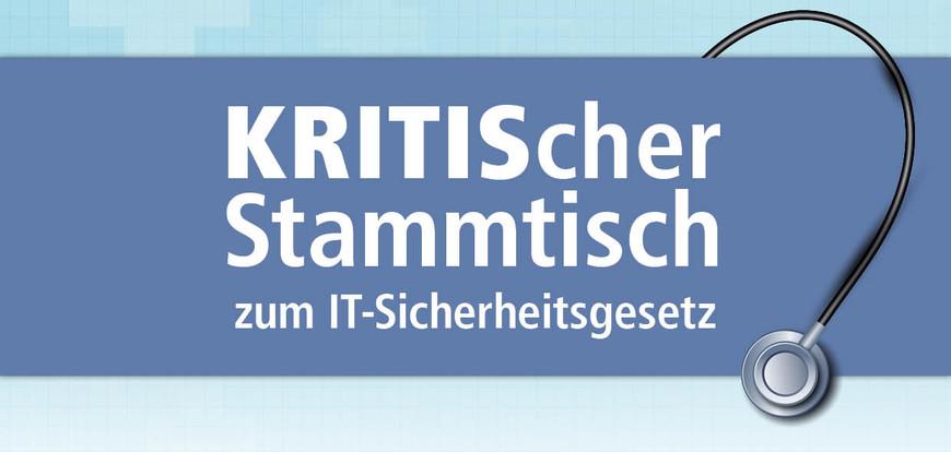 KRITIScher Stammtisch (Logo)